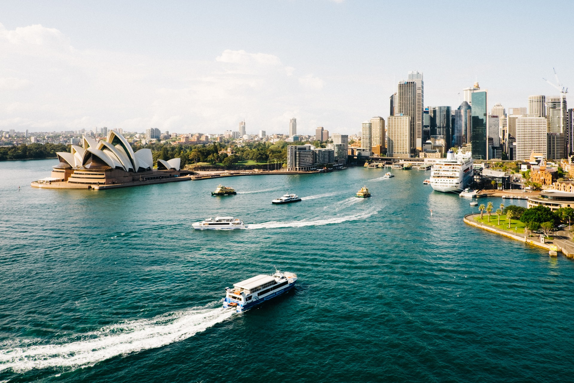 世界の富裕層が移住先としてオーストラリアを選ぶ理由