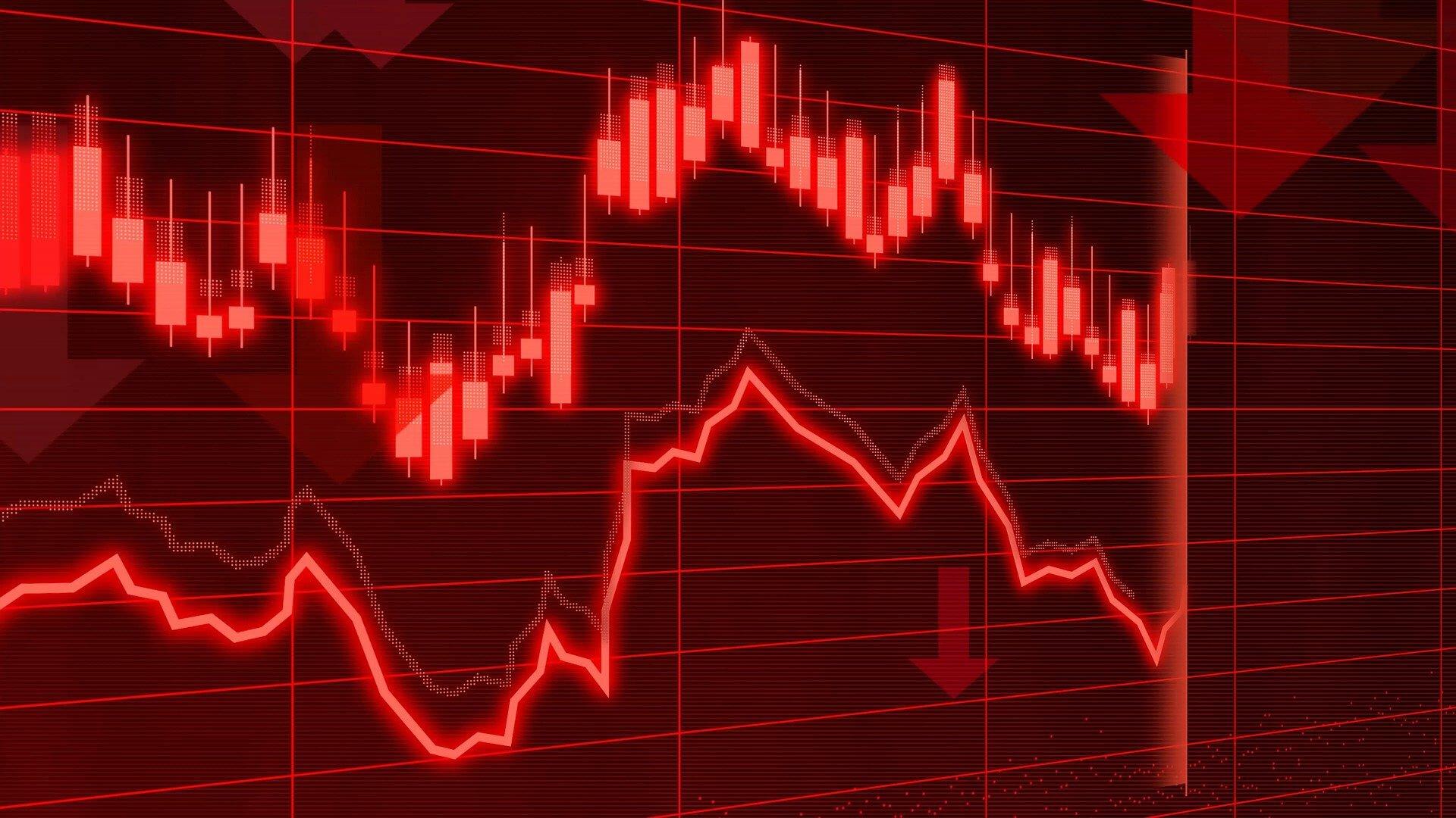 米国株下落。理由を総点検【4/21 今週の中間チェック】